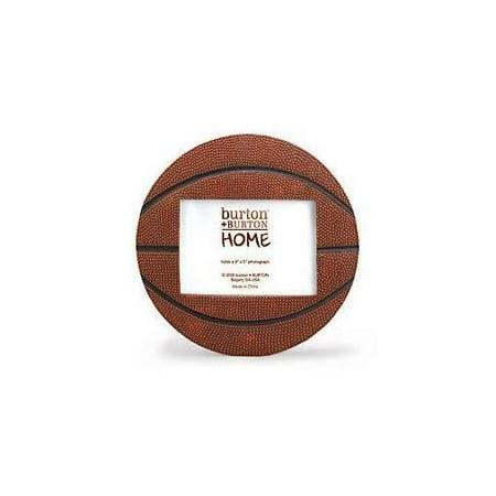 Burton & Burton Basketball Shape Resin Frame