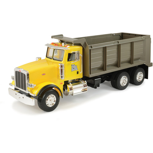 TOMY ERTL Big Farm 1:16 Peterbilt Model 367 Straight Truck with Dump Box