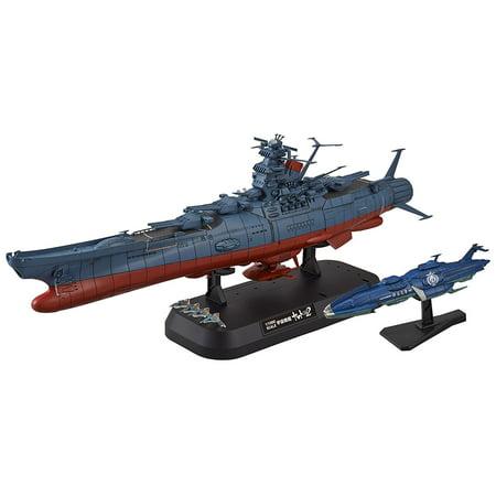 StarBlazers 2202 Warriors of Love Space Battleship Yamato 1:1000 Scale Model