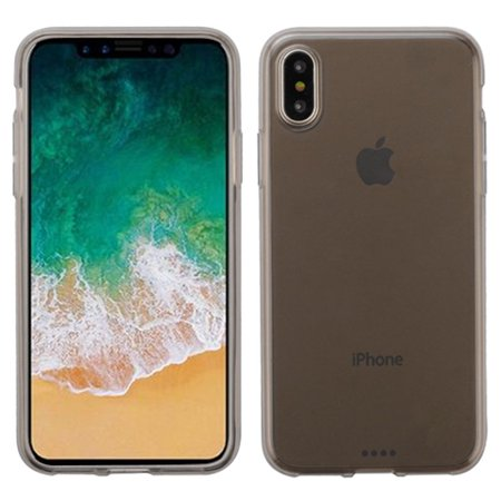 """iPhone X Case, iPhone X Edition Case, by Insten TPU Rubber Candy Skin Case Cover for Apple iPhone X edition 5.8"""" (2017) - Rose Gold - image 3 de 3"""