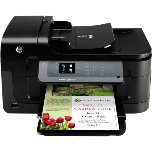 hp officejet 6500a e all in one e710a multifunction printer rh walmart com HP 6500A Drivers HP 6500A Ink