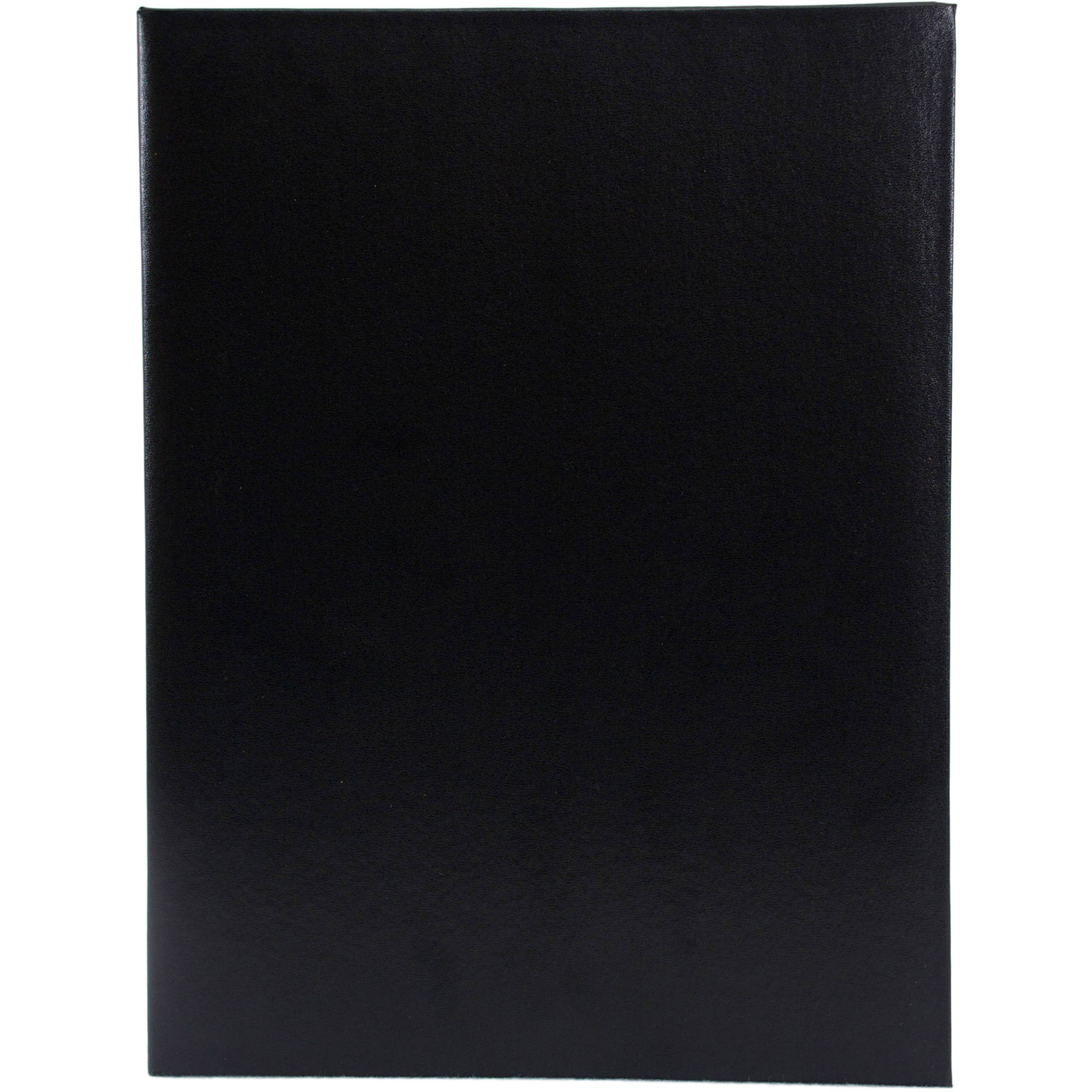 Pinnacle Frames And Accents 2 Up Black Photo Album Walmartcom