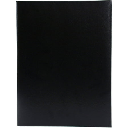 (Pinnacle Frames and Accents 2-Up Black Photo Album)