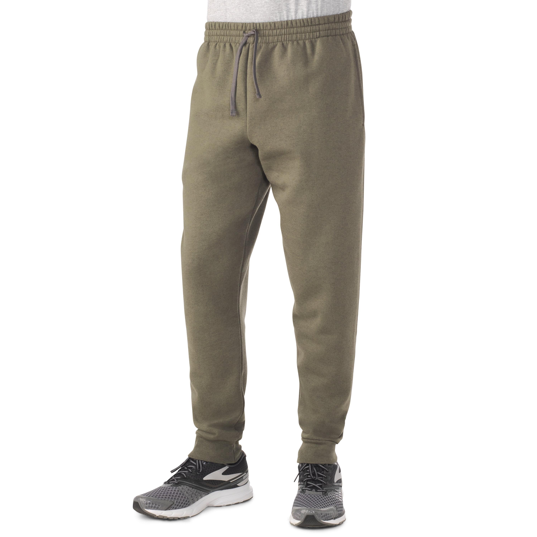 online store ab230 9a35e Sport Ultimate Cotton Big Men s Fleece Sweatpants with Pockets - Walmart.com