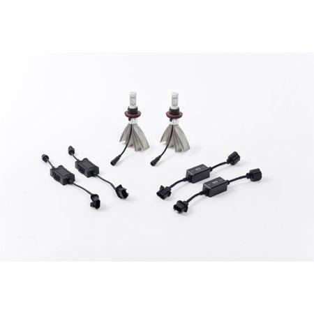 Putco Liquid Pedals (Putco Lighting 280H13 Silver-Lux LED Kit)