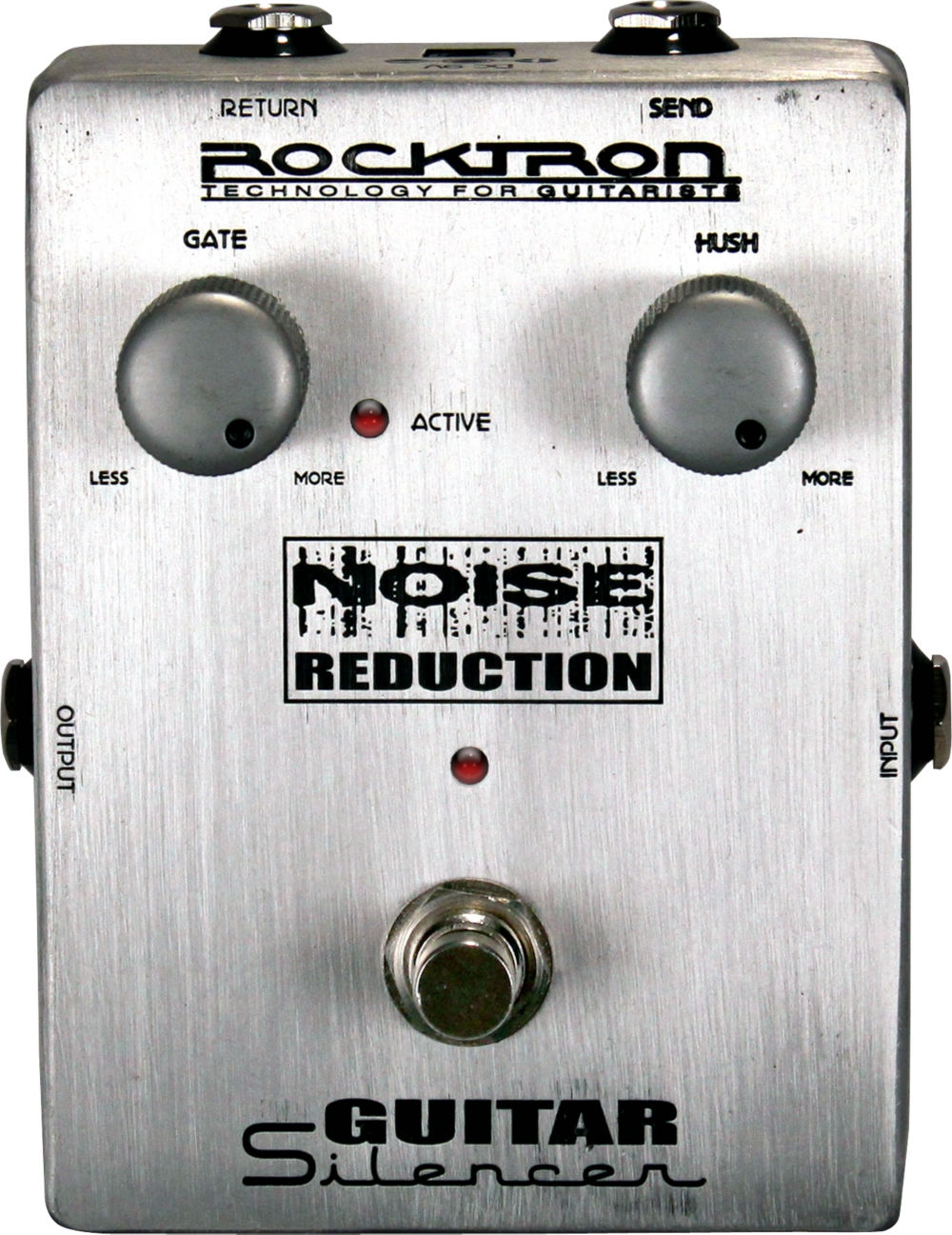 Rocktron Guitar Silencer Noise Reduction Guitar Effects Pedal by Rocktron