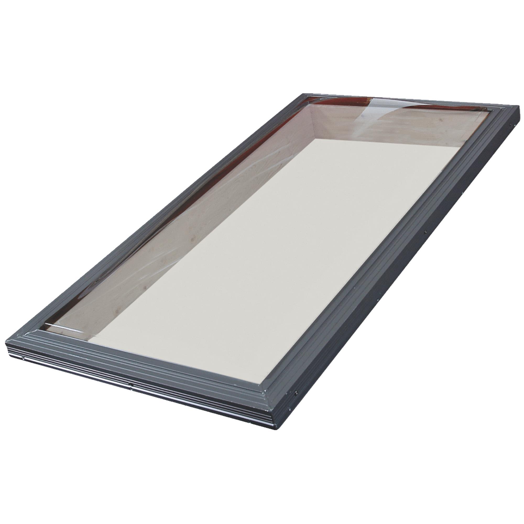 Sun-Tek Curb Mount Aluminum Frame Skylight