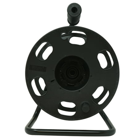 Woods 22849 Metal Extension Cord Storage Reel