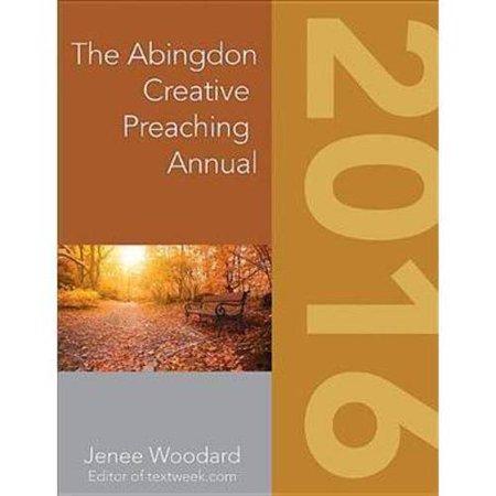 The Abingdon Creative Preaching Annual 2016