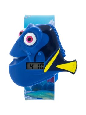 Finding Dory Girls Molded Sound LCD Watch