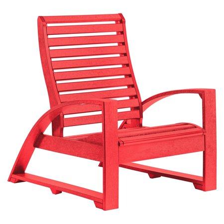CR Plastic St Tropez Lounge Chair