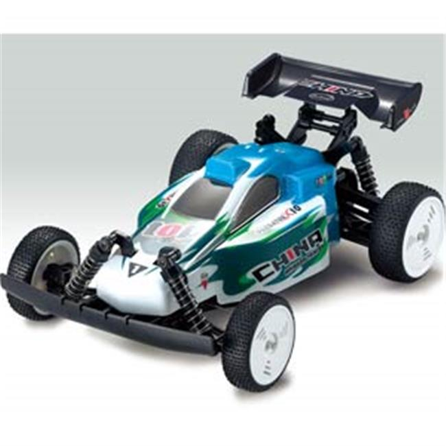 Microgear EC10409-Blue 0. 8 Fast Electric Radio Controll RC RTR Racing Truck buggy Car Off Road