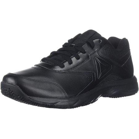 Reebok Men's Work N Cushion 3.0 4E Walking Shoe, Black, 13 US - image 1 of 1
