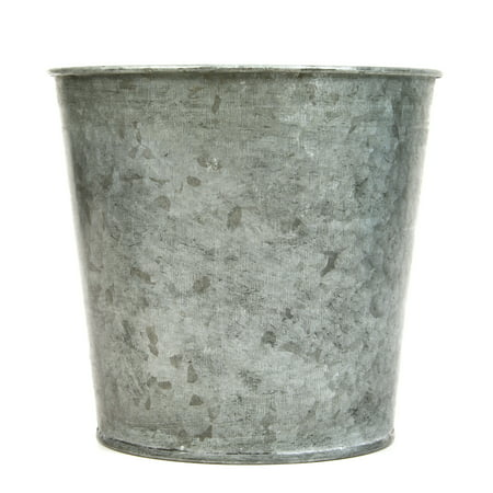 Elegant Expressions Small Galvanized Bucket, 1 Each - Colored Metal Buckets
