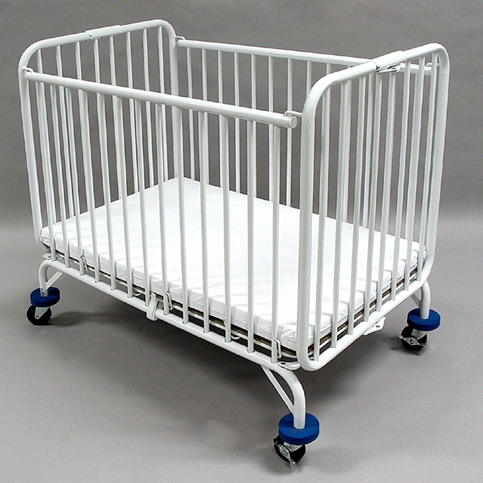 Delicieux LA Baby Full Size Metal Folding Crib