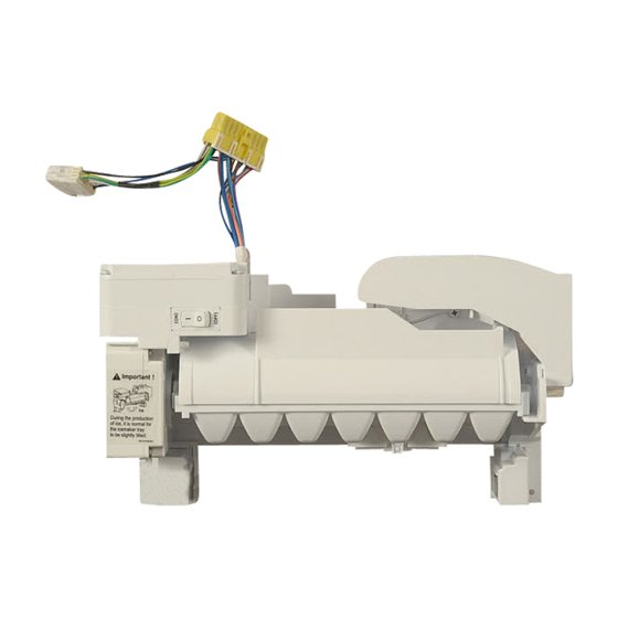 AEQ73110205 Kenmore Refrigerator Ice Maker Assemblykit
