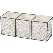 Wire Storage Baskets Walmart Com