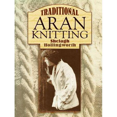 Aran Afghan Knitting Patterns (Traditional Aran Knitting)