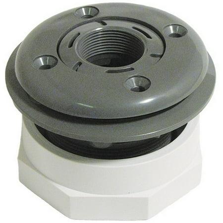 Adjustable Wall Wash Accent Light (Hayward SP0538AFDGR Vinyl Accent Light Wall Fitting - Dark Gray)
