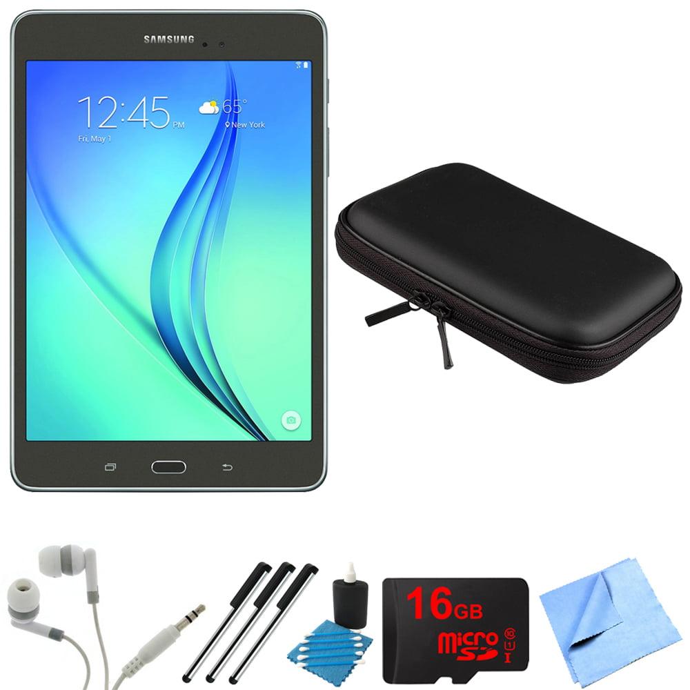 Samsung Galaxy Tab A 8-Inch Tablet (16 GB, Smoky Titanium...