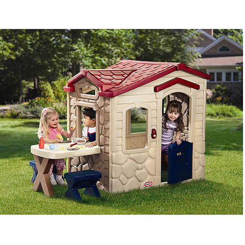 Perfect Little Tikes Picnic On The Patio Playhouse