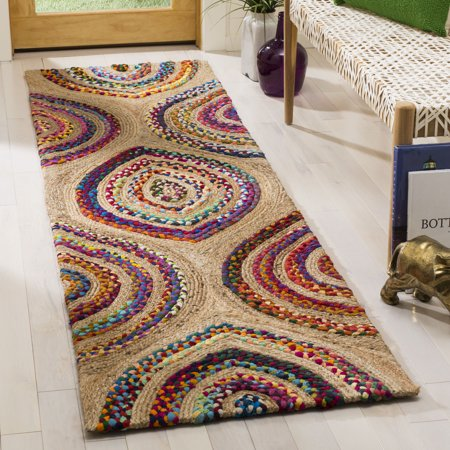 Safavieh Cape Cod Gertrude Geometric Braided Area Rug Or
