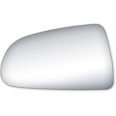 99251 - Fit System Driver Side Mirror Glass, Dodge Dakota 05-10, Durango 05-07, 5x7, non-foldaway