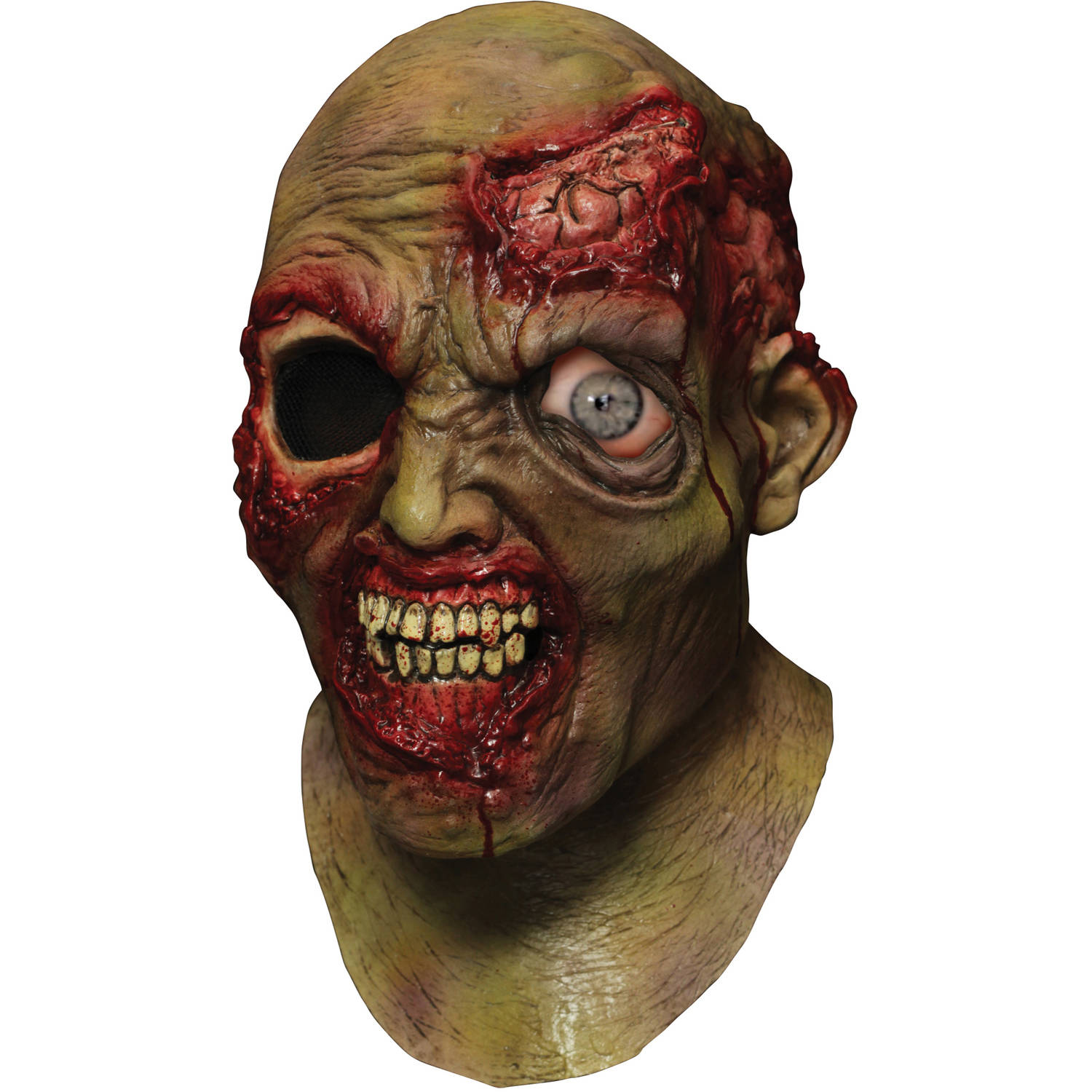 Zombie Wanderin Eye Digital Adult Halloween Accessory