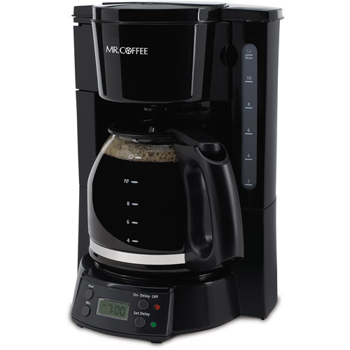 Mr. Coffee 12-Cup Programmable Coffee Maker, BVMC-EVX23