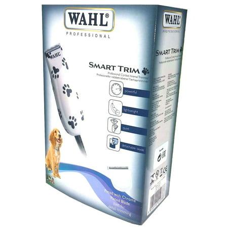 Wahl Smart Professional Trimmer Travel Dual Volt 220v 8685 Peanut Blade EU Plug