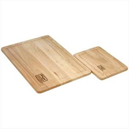 Woodworks 2-Pc Rubberwood Set - image 1 of 1