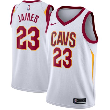 lebron james jersey white