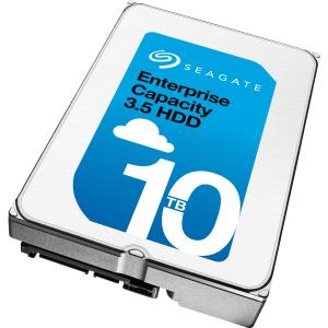 Seagate 20PK 10TB EXOS X10 ENT CAP 3.5 ST10000NM0096-20PK by SEAGATE - ENTERPRISE SINGLE