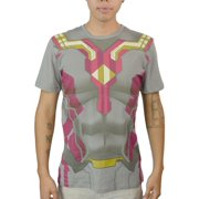 Marvel Ultron Suit Avengers Grey Licensed T-shirt NEW Sizes M-XL