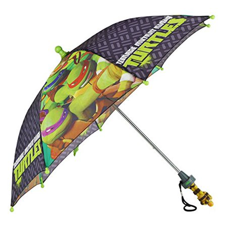 Nickelodeon Teenage Mutant Ninja Turtles Green Umbrella - Teenage Mutant Ninja Turtle Party Ideas