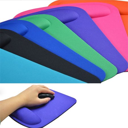 New Fashion Gel Wrist Rest Support Game Mouse Mice Mat Pad for Computer PC Laptop Anti