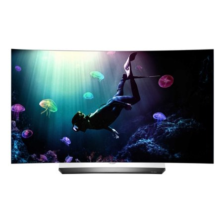 LG OLED65C6P 65-inch Smart 4K UHD Curved OLED TV
