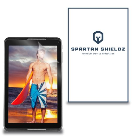 6X - Spartan Shield Premium HD Screen Protector For Nuvision TM800 A520L - 6X - Spartan Shield Design