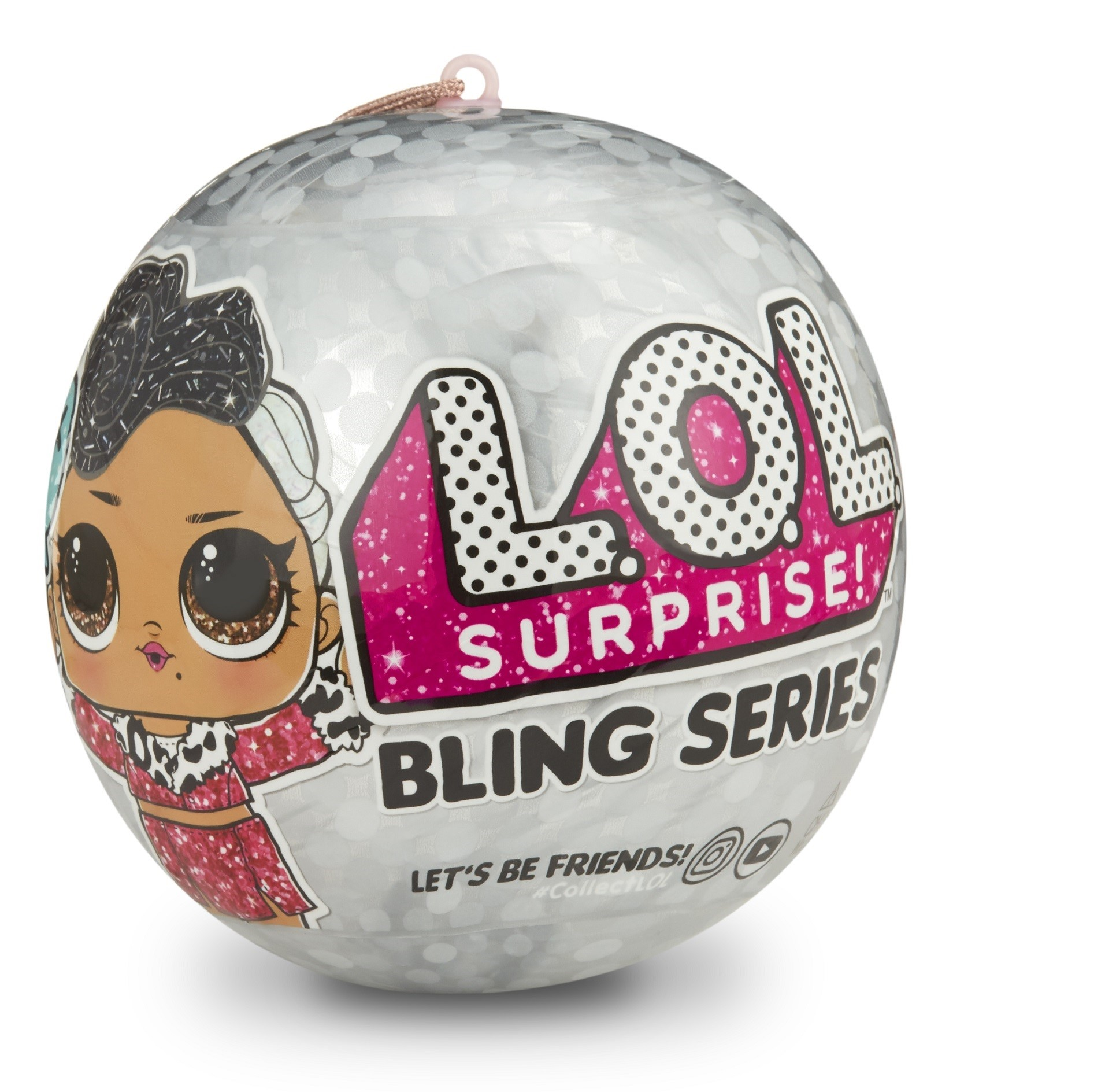 L.O.L. Surprise! Bling Ball Series with 7 Surprises
