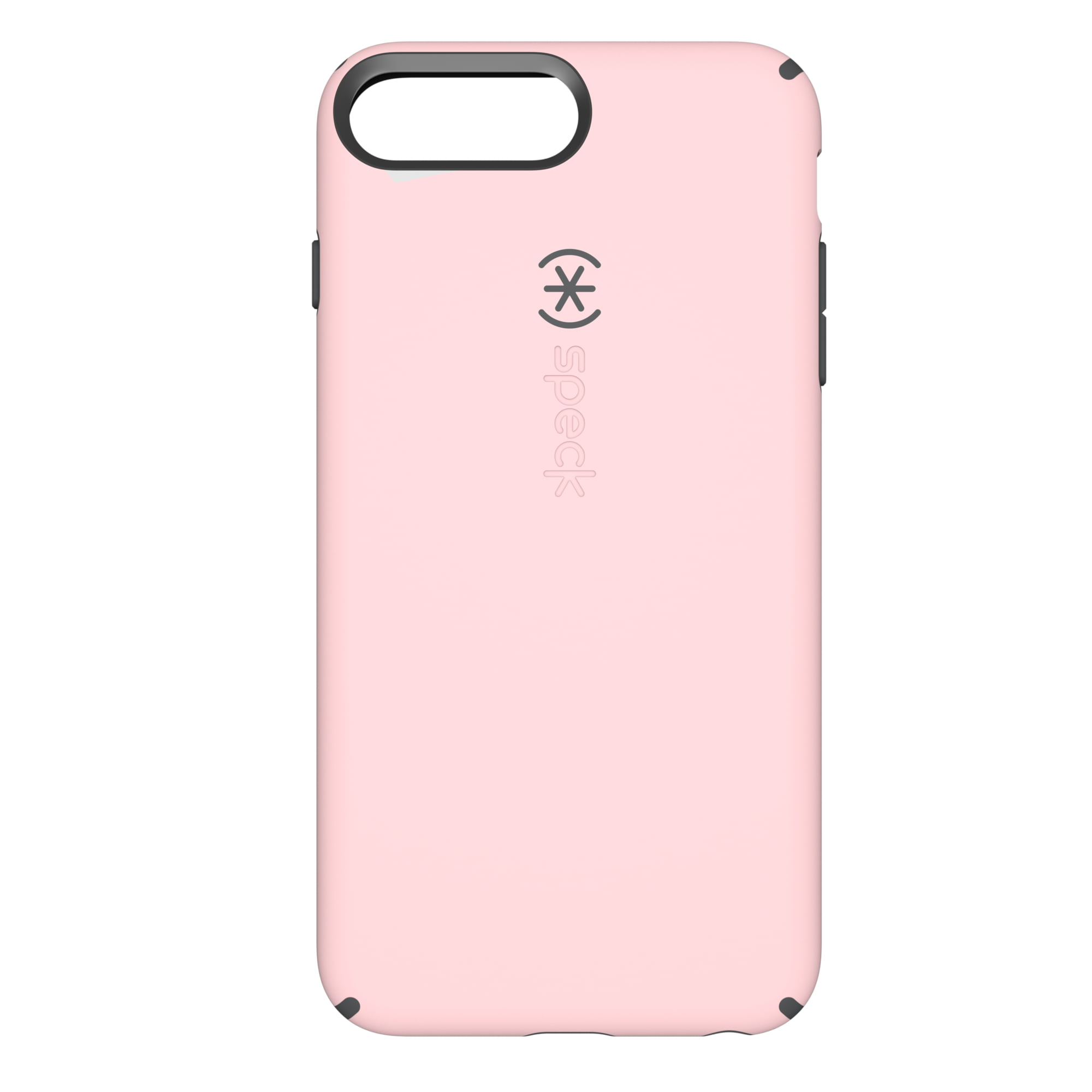 meet 78e05 cde7d Speck CandyShell Grip Case for iPhone 8 Plus, 7 Plus, 6s Plus, and 6 Plus,  Grey and Blue