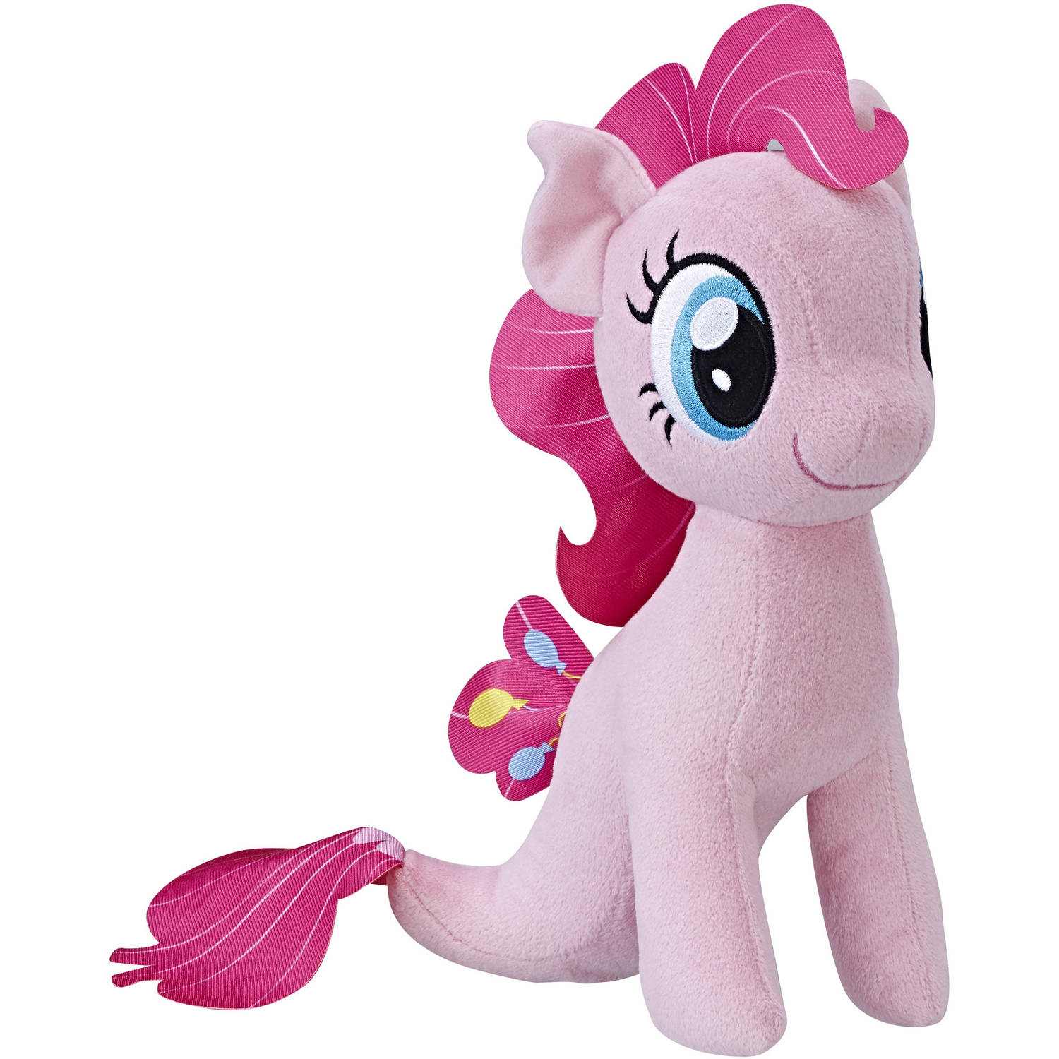 My Little Pony The Movie Pinkie Pie Sea Pony 10 Soft Plush