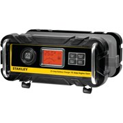 STANLEY 25 Amp Battery Charger with 75 Amp Engine Start (BC25BS)