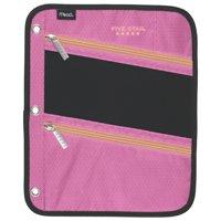 Five Star Zipper Pencil Pouch - Pencil Pouch-Cases