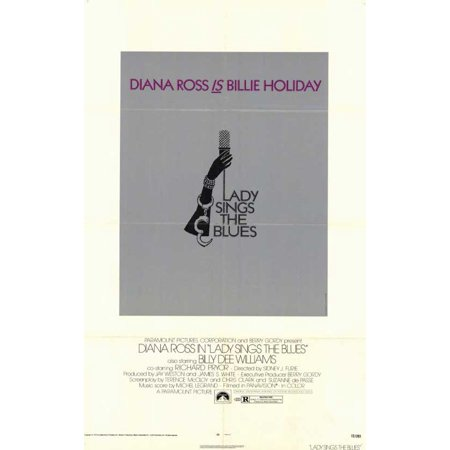 Lady Sings the Blues - movie POSTER (Style C) (11