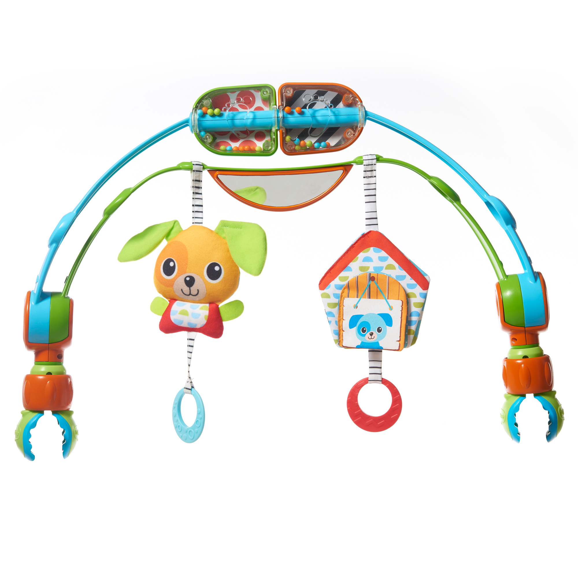 Tiny Love Spin 'n' Kick Discovery Stroller Arch™, Multiple Colors