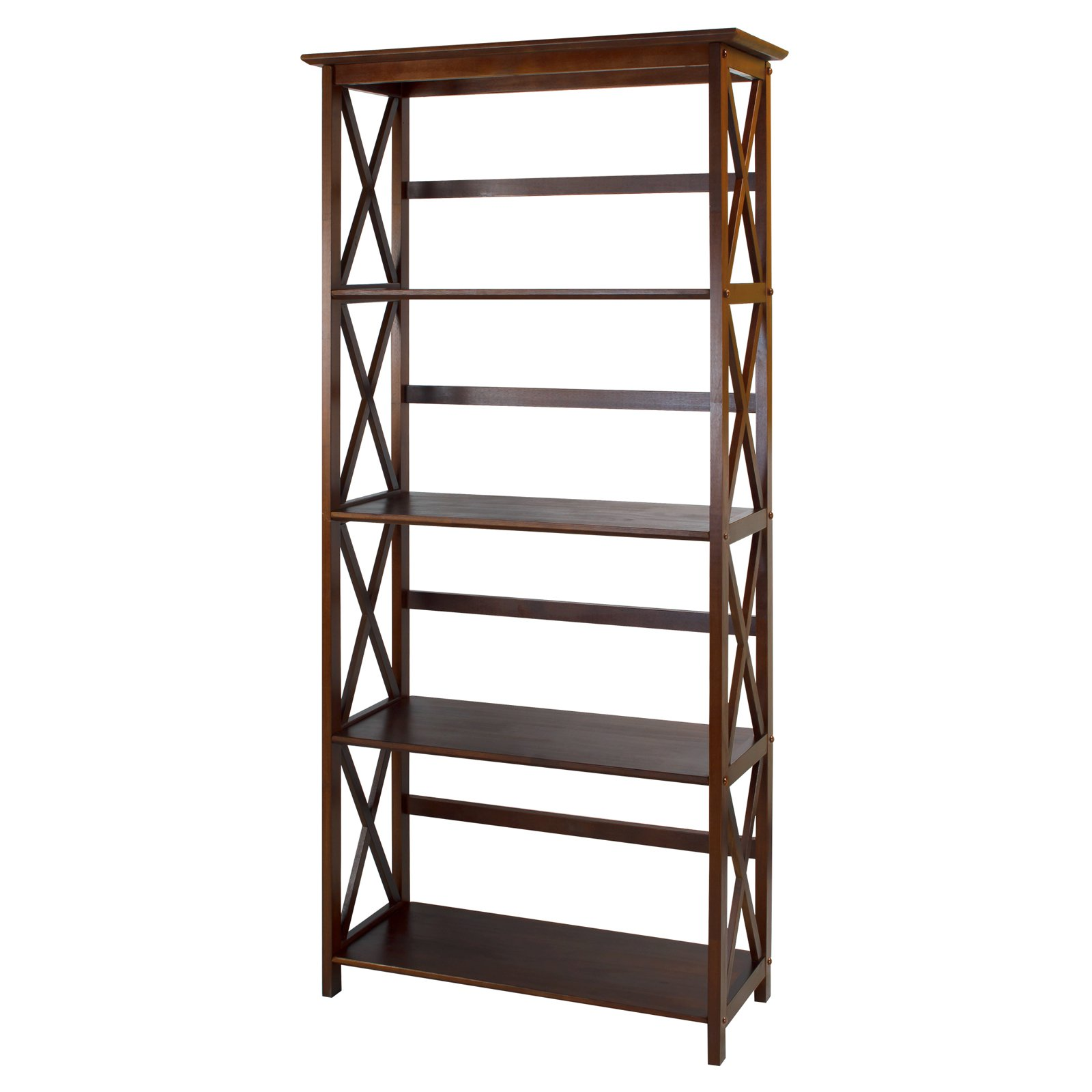 Casual Home Montego 63'' Standard Bookcase