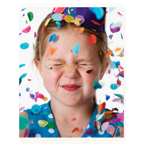 Edible Image Print-Ons Frosting Sheets 8.5 x 11-- Pack of 24 sheets