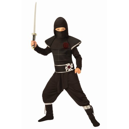 Boys Ninja Warrior Costume - Female Ninja Costumes
