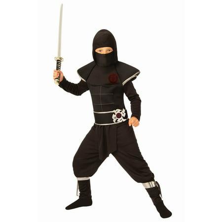 Boys Ninja Warrior Costume - Girl Ninja Warrior