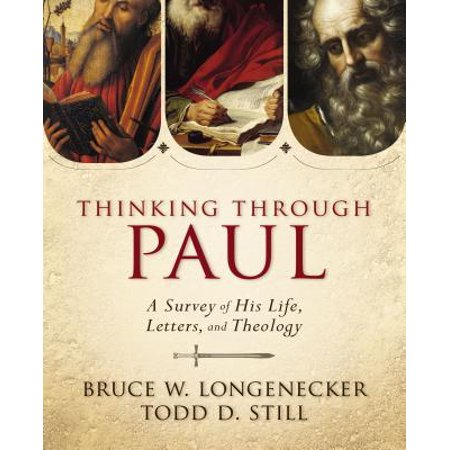 Thinking Through Paul : A Survey of His Life, Letters, and Theology